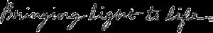 image of VELUX signature bringing light to life.
