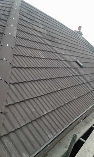 image showing re-roof warley near halifax