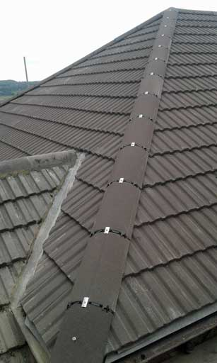 image showing new slate roof Halifax