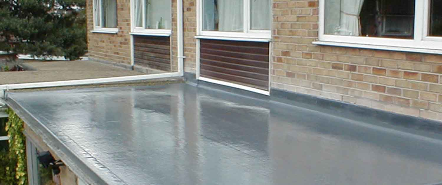 GRP Flat Roofing halifax, Yorkshire