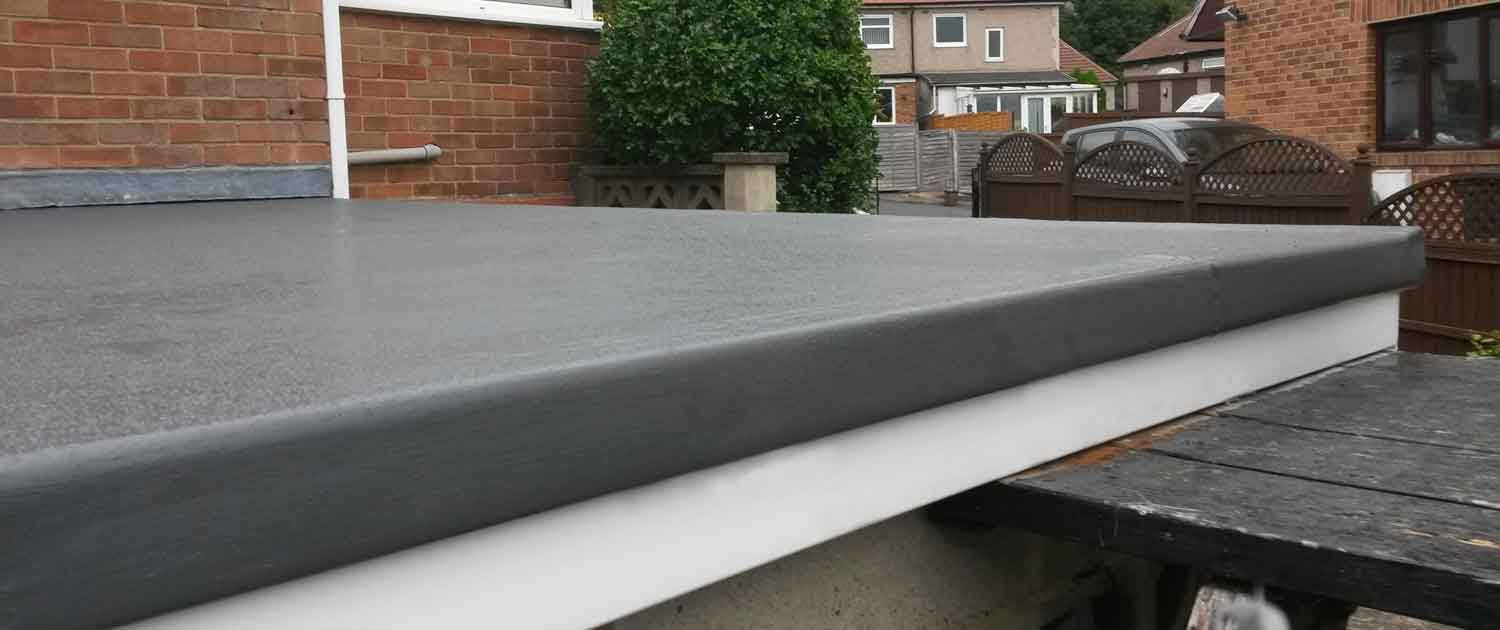 GRP (Glass Reinforced Plastic) Roofing Solutions - Crown Build Services