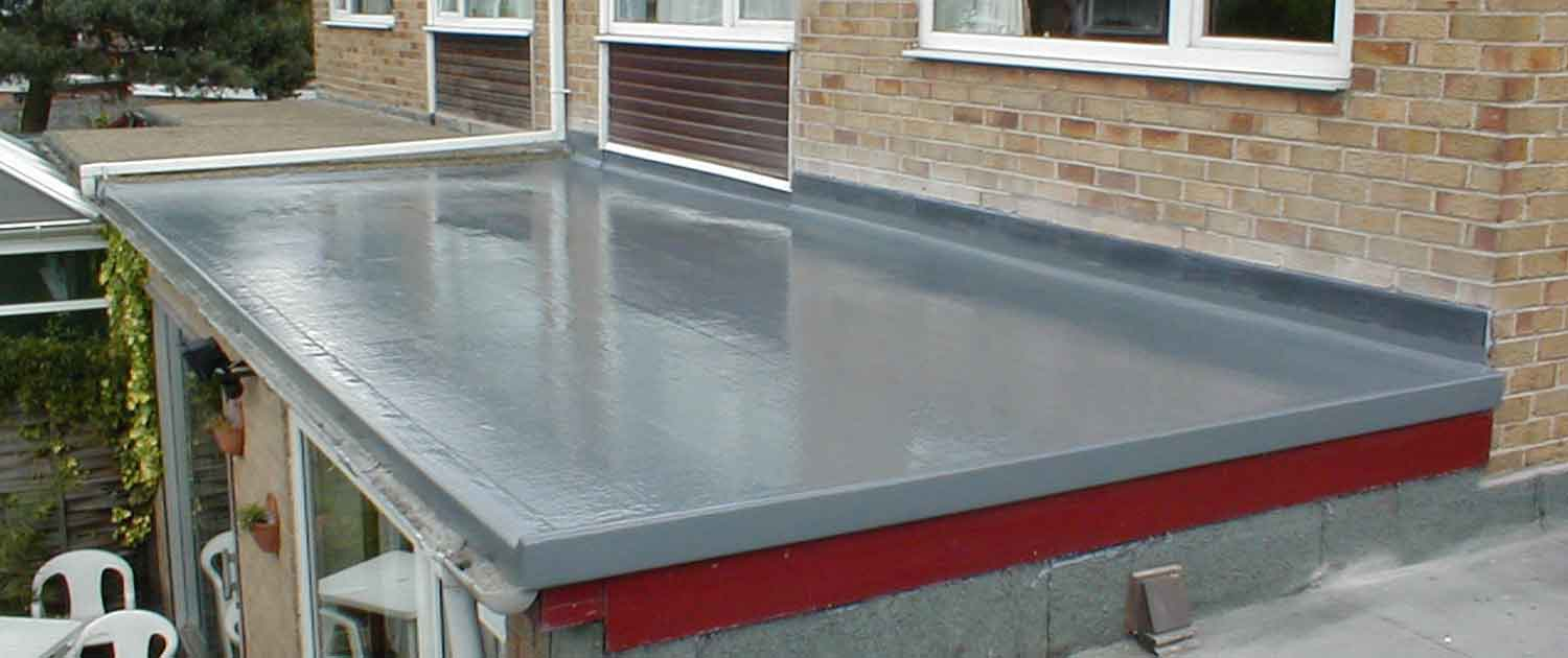 GRP (Glass Reinforced Plastic) Roofing Solutions - Crown
