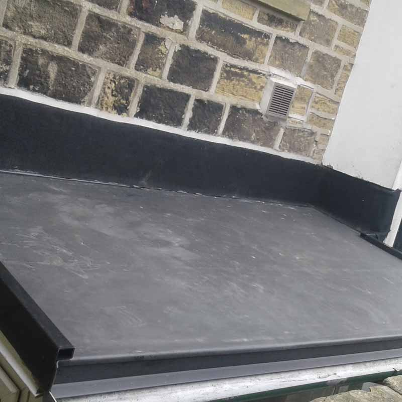 EPDM Rubber Flat Roof Halifax, West Yorkshire