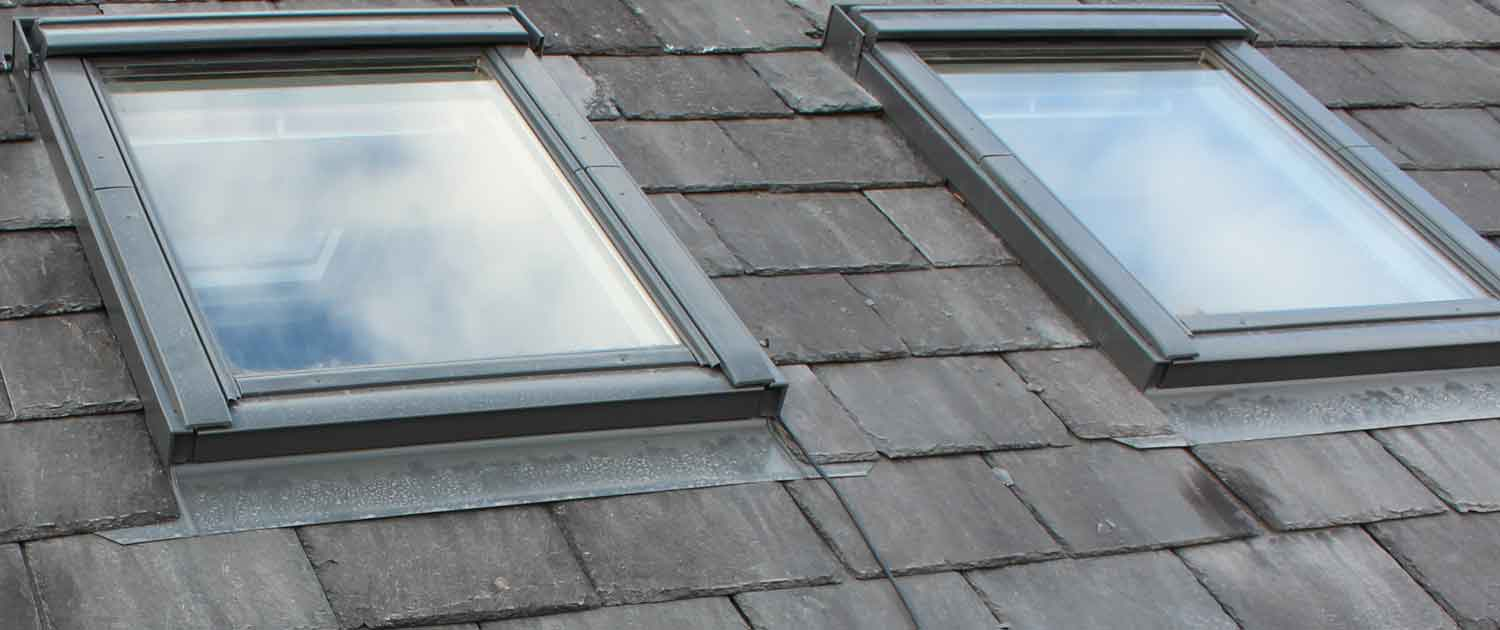 Crown Build offer Velux Windows in West Yorkshire