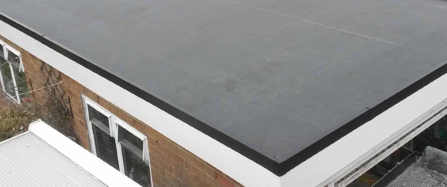 Flat Roofing Services By Crown Roofing And Building Services Halifax